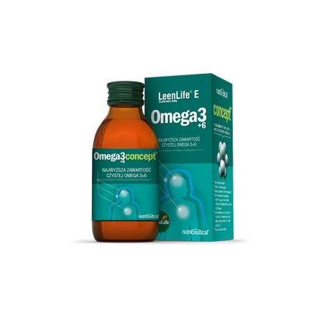 LeenLife E Omega 3 + 6 120ml