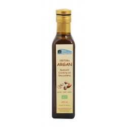 BIO Olej Arganowy spożywczy 250 ml