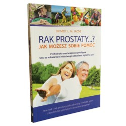 Książka Rak prostaty...? Jak możesz sobie pomóc
