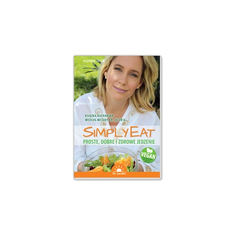 Książka Simply Eat proste, dobre i zdrowe jedzenie