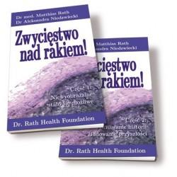 Zwycięstwo nad rakiem! Częśc 1 - Dr med. Matthias Rath, Dr Aleksandra Niedzwiecki
