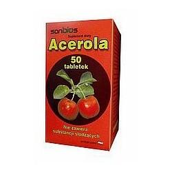 Acerola x 50 tab.
