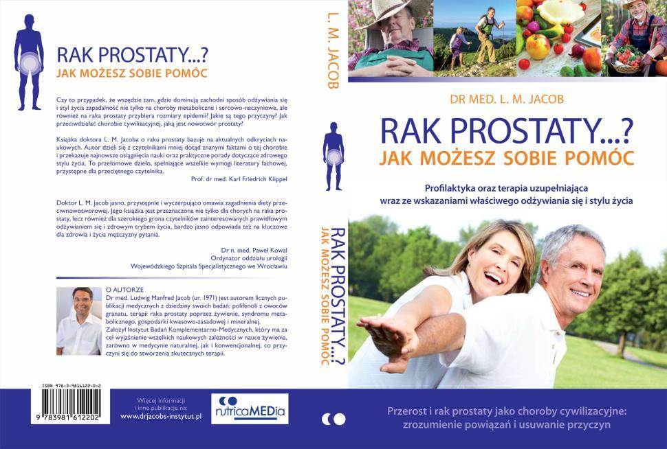 rak prostaty dieta profilaktyka i terapia
