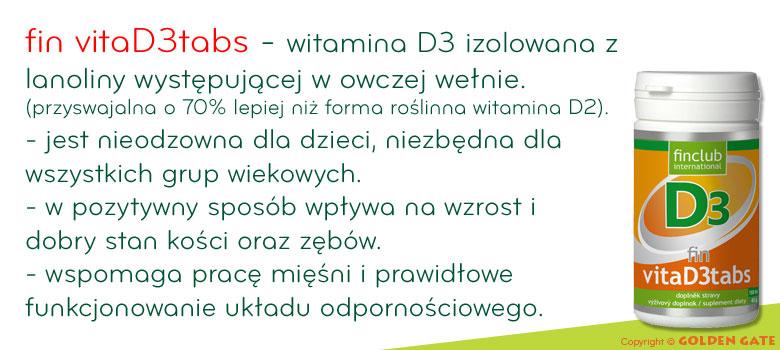 Witamina D3 dla dzieci