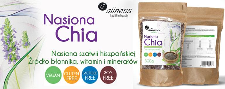 Nasiona Chia dla diabetyków na odchudzanie