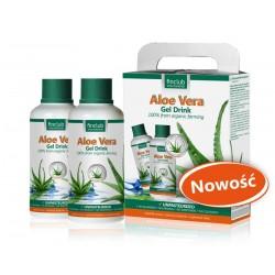 Aloe Vera 100% organiczny żel do picia