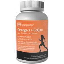 Koenzym Q10 Omega 3 Kurkuma