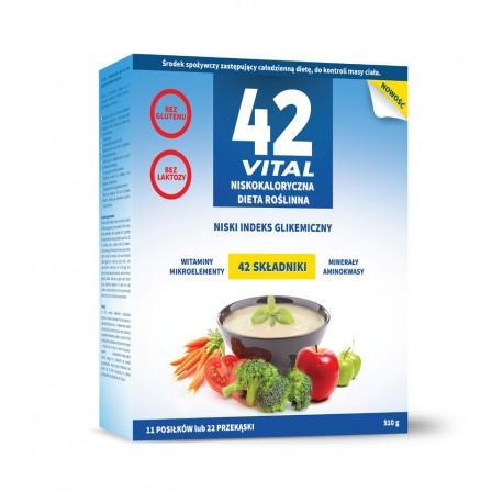 42 Vital Dieta Niskokaloryczna