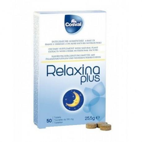Tabletki na Sen Relaxina Plus 50