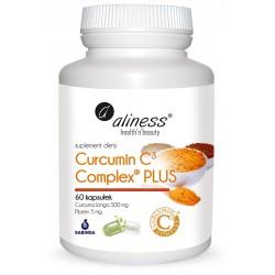 Kurkumina z Piperyną Curcumin C3 complex® PLUS