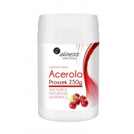 Acerola Proszek 250g Naturalna Witamina C