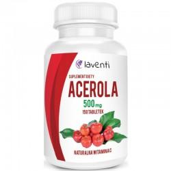 Acerola 500mg 150 tabletek