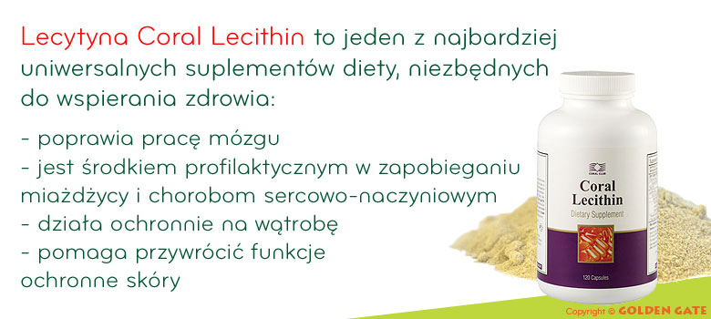lecytyna coral lecithin