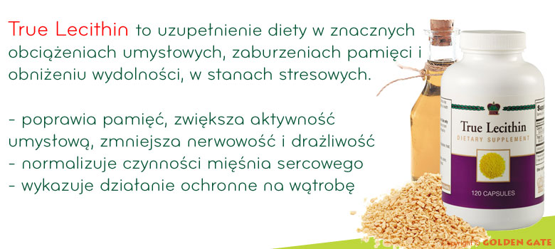 Lecytyna True Lecithin