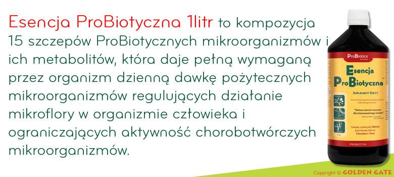 mikroorganizmy ProBio Emy Esencja ProBiotyczna 1 litr