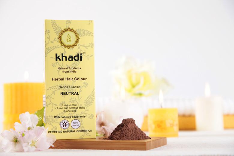 henna khadi odżywka na włosy
