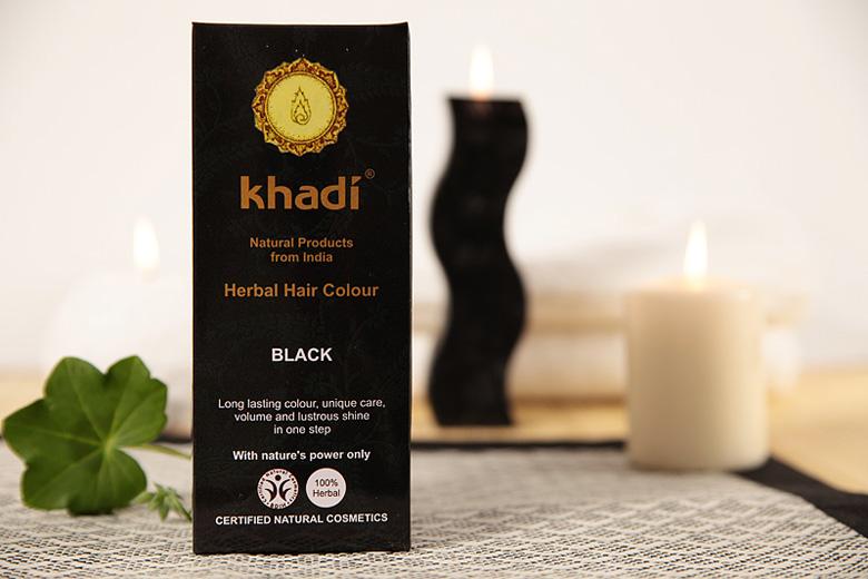 Farba do włosów henna czarna