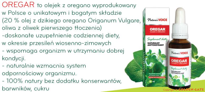 olejek z oregano oregar