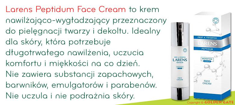 Kolagen Larens Peptidum Face Cream