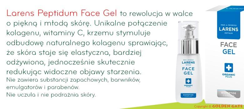 Serum do twarzy Larens Peptidum Nano Collagen Face Gel