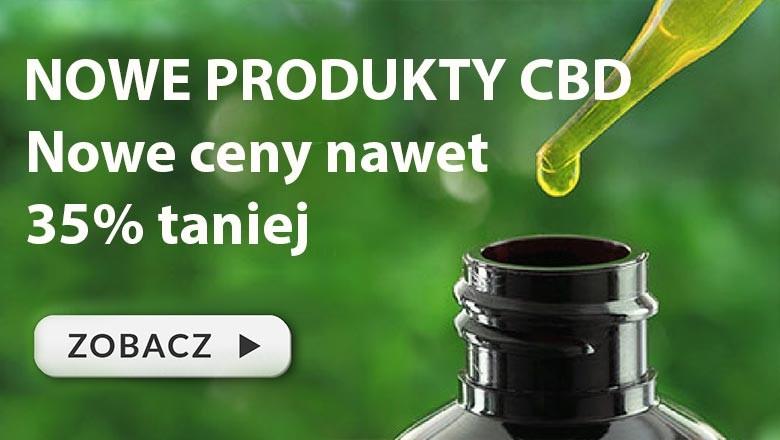 Olej konopny z CBD