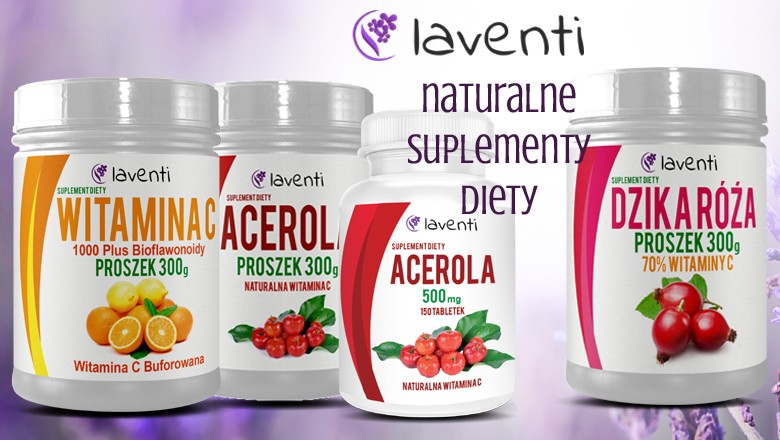 Laventi Naturalne Suplementy Diety